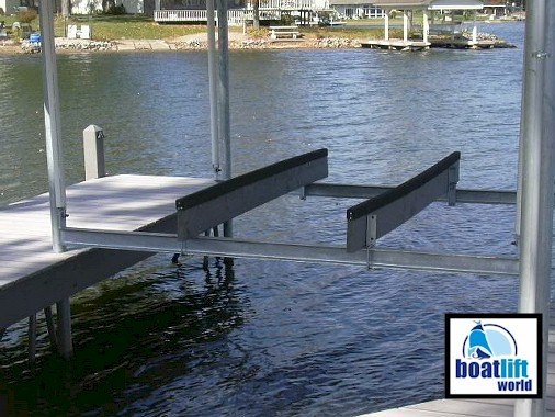 Boat Lift Systems Cradle Boat Lift Kit